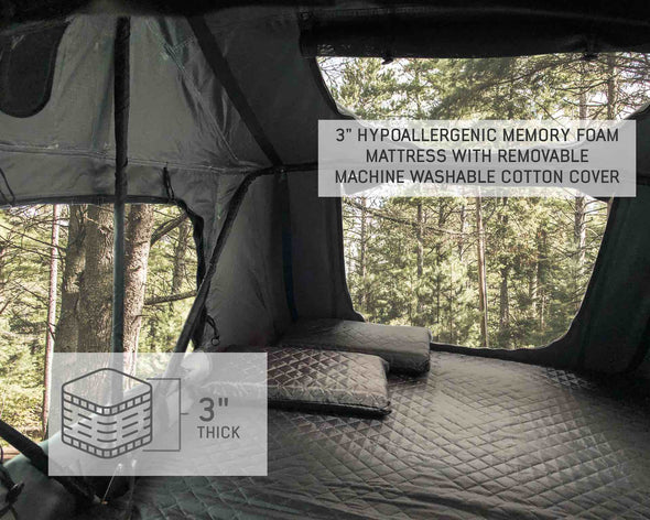 Nomadic 3 Extended Roof Top Tent