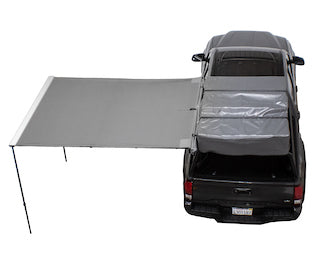 Nomadic Awning 2.0 - 6.5' With Black Cover Universal