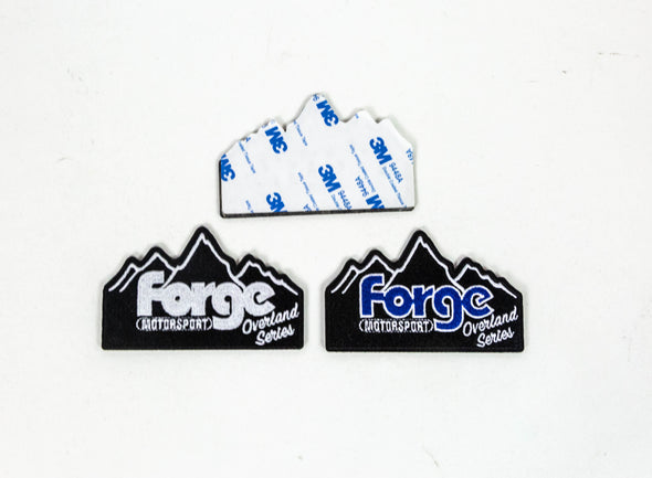 Contour Cut FMO Patches