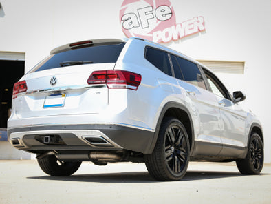 afe POWER MACH Force-Xp 18-21 Volkswagen Atlas V6-3.6L 304 SS Cat-Back Exhaust System