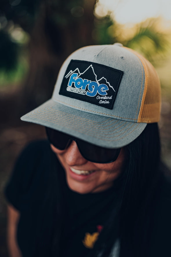 Forge Motorsport Overland Hats