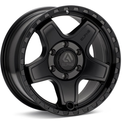 Alpha Wheels Echo (Set of 4)