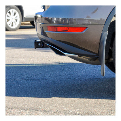 Curt 11-12 Volkswagen Touareg Class 3 Trailer Hitch w/2in Receiver