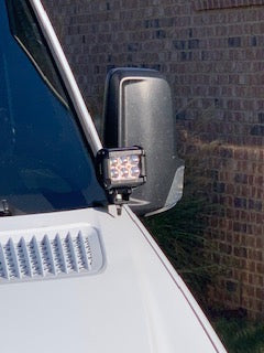 Sprinter Van Light Brackets