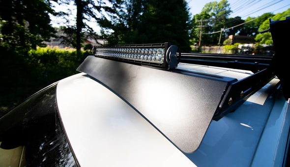 CAYENNE / TOUAREG HD ROOF RACK SYSTEM