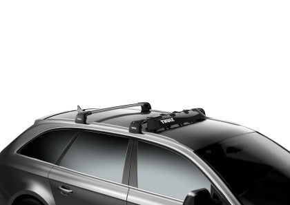 Thule AirScreen Roof Rack Wind Fairing XL - 52in. (Black)