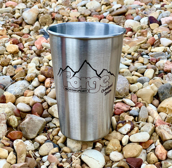 16oz Stainless Steel Pint Mug