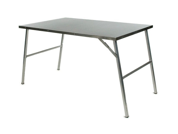 STAINLESS STEEL CAMP TABLE KIT