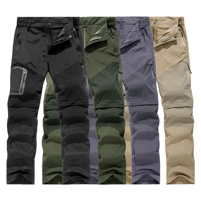 Men's Outdoor Windproof Breathable Comfortable Winter Cotton Pants