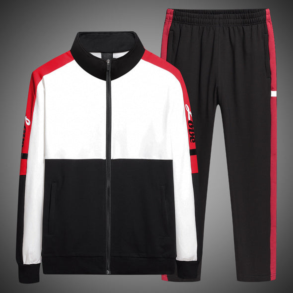 Hoodie  Casual Suit Pure Cotton Breathable Running Sportswear