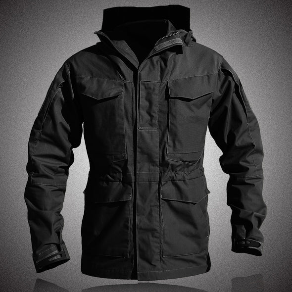 Clothes Windbreaker Field Jackets Winter/Autumn Waterproof Flight Pilot Coat