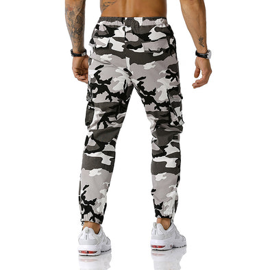 New Men's Cotton Casual Military Camouflage Combat Overalls
