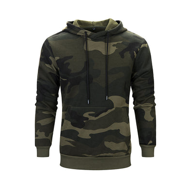 Men's Fashion Camouflage Hoodie