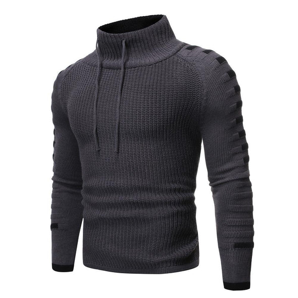 Men's Turtleneck Jumper Sweater