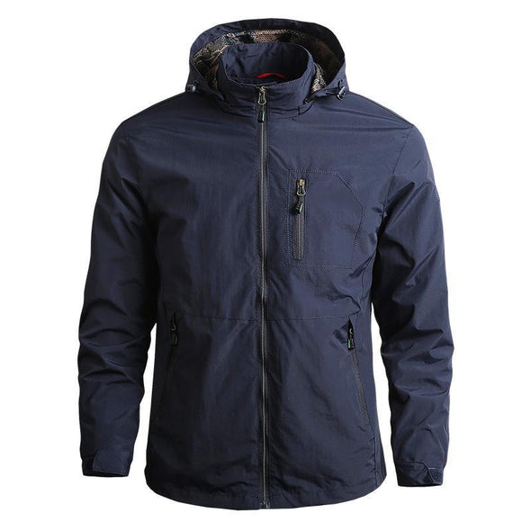 Spring Autumn Jacket Thin Mountaineering Quick-drying Windbreaker Outdoors Sports Jacket