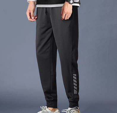 Mens Summer Breathable Casual Pants