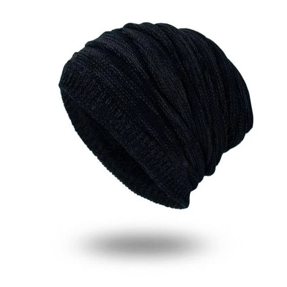 Men's Knit pullover cap