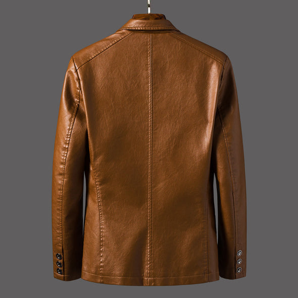 Men's Thin Motorcycle Jacket