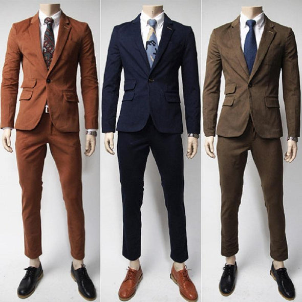 Business Attire Formal Suit Groom Suit