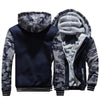 Multicolor Fashion Fleece Outdoor  Wear Hoodies