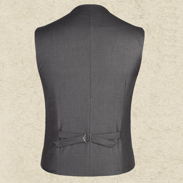 Formal Fashion Business Suit Collar Vest