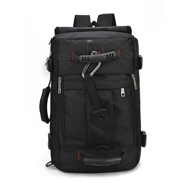 Men's Casual Large Capacity Backpack Outdoor Multifunction Bags
