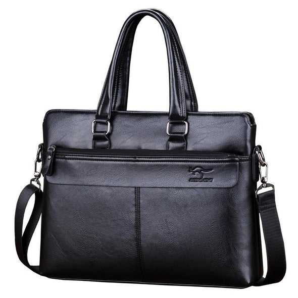 Men's Single crossbody briefcase