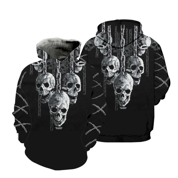 Streetwear Hooded Autumn Jackets Mlae Tracksuits