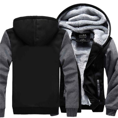 Men's Multicolor Fashion Fleece Ourterwear Hoodies