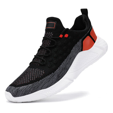 Breathable Mesh Casual Men Sneakers Footwear Running Shoes