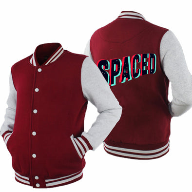 New Men's Slim Fit College Varsity Baseball Jacket