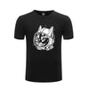 Men's Short Sleeve 100% Cotton Casual T-Shirts