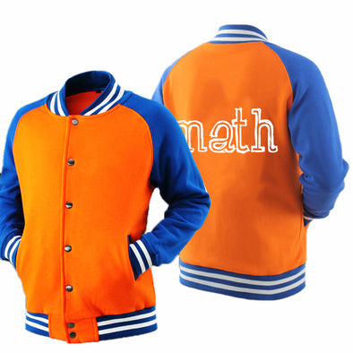Men Jacket  Casual Sportswear Baseball Jacket