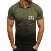 Men's New Multi-Color Hot Popular Short Sleeves Oversize Casual Shirt