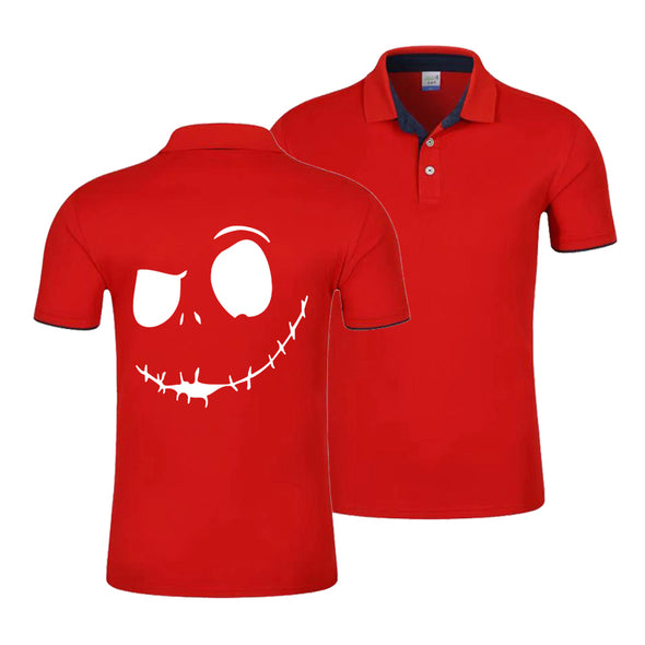 Men's Pure Cotton Short Sleeve Sport Shirt