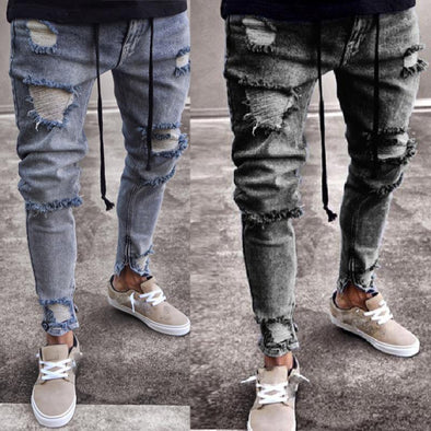 Spring Summer New Fashion Jeans