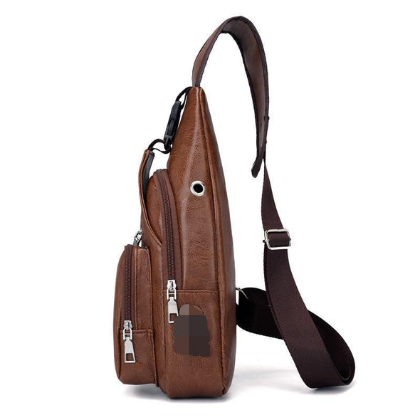 Men's Retro Casual Outdoor Shoulder Bags
