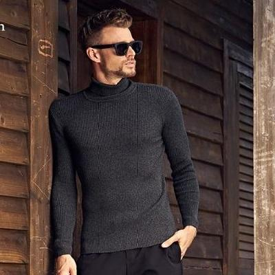 Man Cotton pullover Sweater