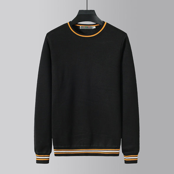 Men's Casual Winter Fashion Knitted Sweater
