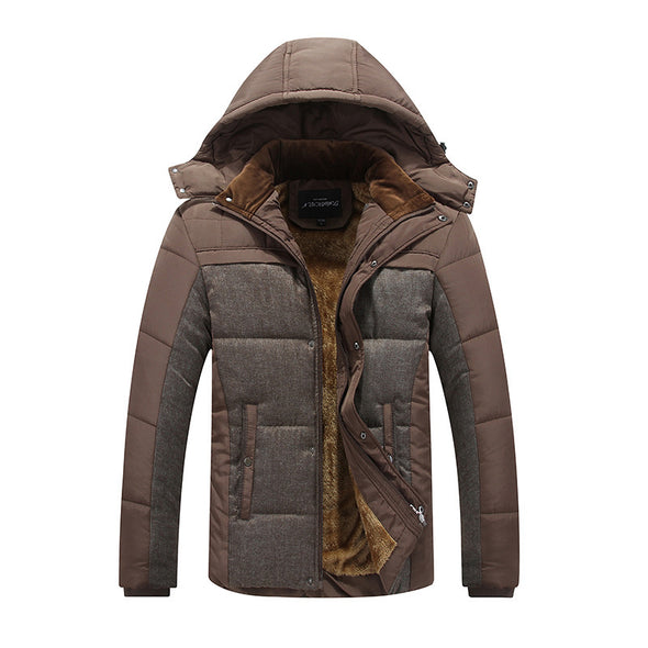 Men's Fashion Warm Cotton Jacket