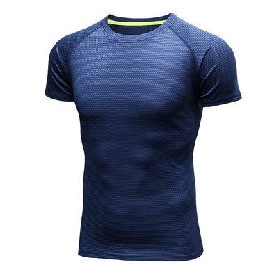 Men's Quick-dry Sports Fashion Running Fitness Training Suit