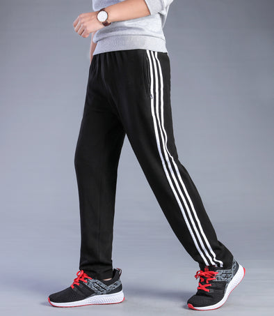 Men's Oversize  Loose Straight High Waist Casual Pants