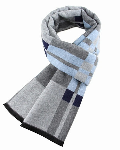 Men's Basic Rectangle Scarf