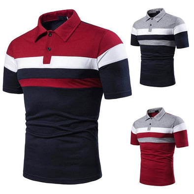 Men's Breathable Comfortable Formal Polo