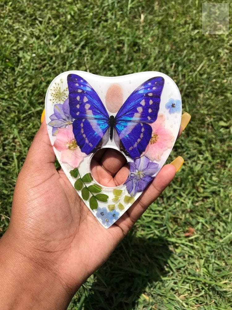 Resin Butterfly Wall Hanging