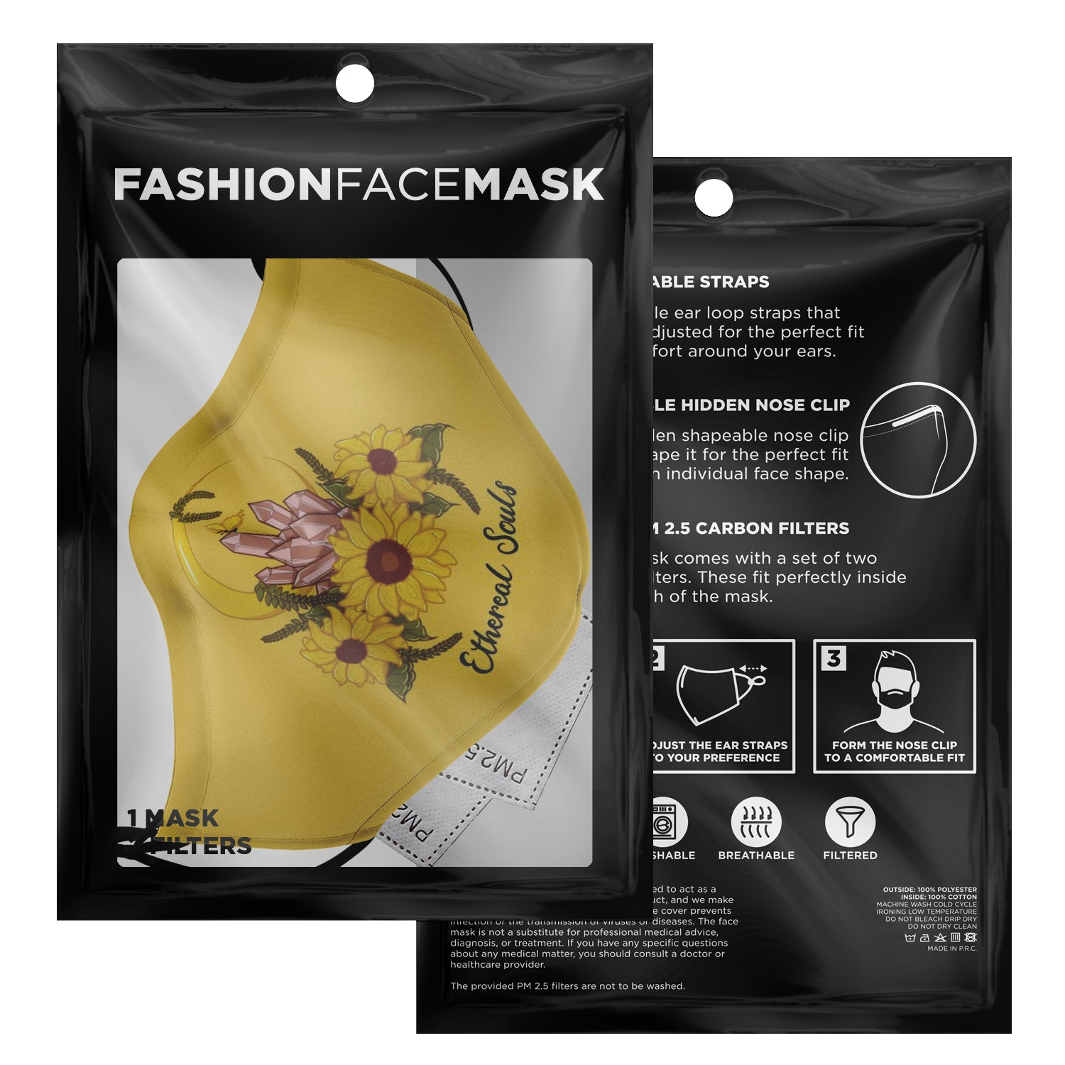 Ethereal Face Mask