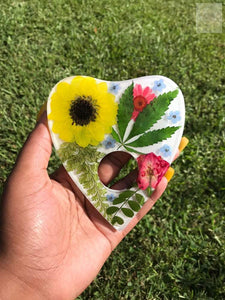 Sunflower / Rose 420 Boquet wall Hanging