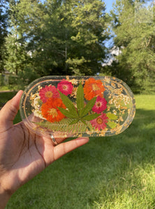 420 Bouquet Rolling Tray