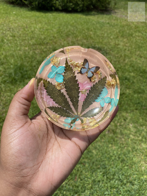 Think Pink 420 Ashtray