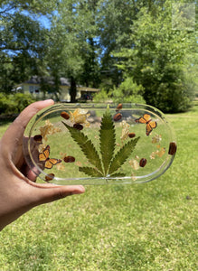 420 Wake and Bake Rolling Tray